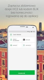Getin Mobile - náhled
