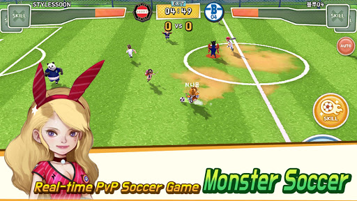 MonsterSoccer:BattleLeague 1.1.4 screenshots 6