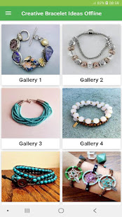Creative Bracelet Ideas (Complete Collection) - náhled
