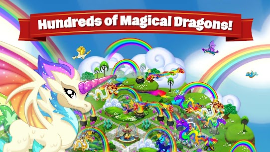 DragonVale MOD Apk (Unlimited Gold/Crystals) 7