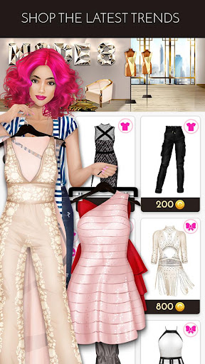 Stardoll Stylista Fashion Game  screenshots 1