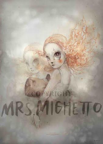 Mrs.Mighetto Miss Elba Marie