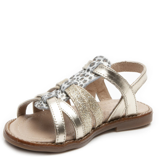 Thumbnail images of Step2wo Carys - Metallic Sandal