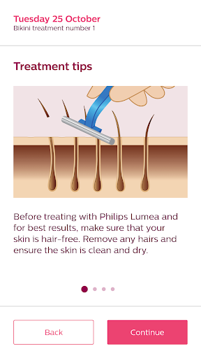 Philips Lumea IPL  screenshots 4