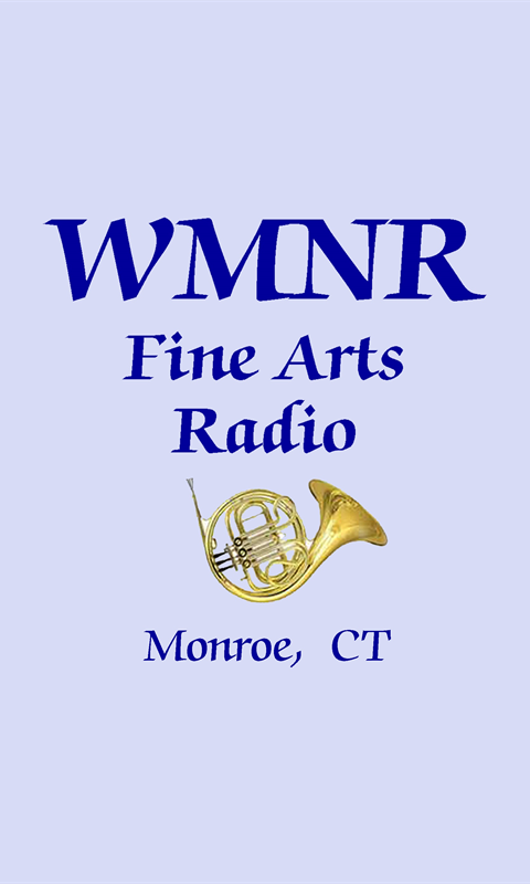 WMNR Fine Arts Radio- screenshot