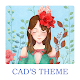 Spring Girl Xperia Theme for PC-Windows 7,8,10 and Mac