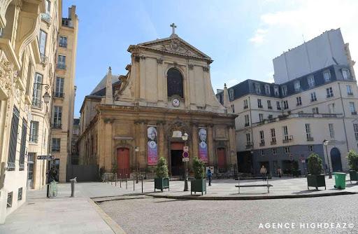 photo de Notre-Dame des Victoires
