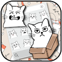 Angry Cats Emoji Stickers icon