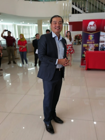 Dato' Wira Lois Ng founder Public Gold