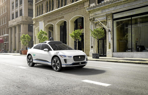 Jaguar's new electric I-Pace is part of the deal that will eventually see Jaguar Land Rover supply 20,000 autonomous driving-capable vehicles to Waymo. Picture: NEWSPRESS UK