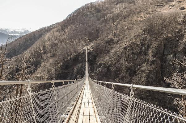 Solo sul ponte tibetano di silvia_celio