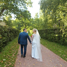 Wedding photographer Anastasiya Loyko (tessik). Photo of 17.10.2017