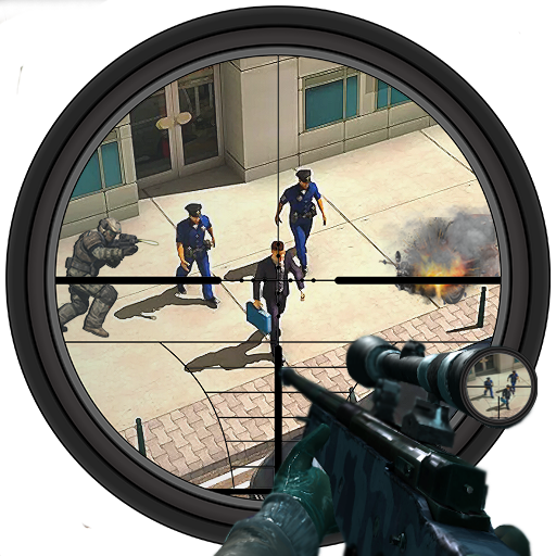 Sniper Fury 3D Assassin Killer Gun Shooting Games (game)