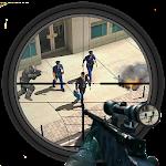 Sniper Fury 3D Assassin Killer Gun Shooting Games Icon