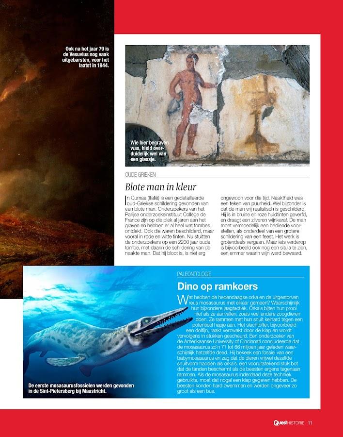 Quest Historie- screenshot