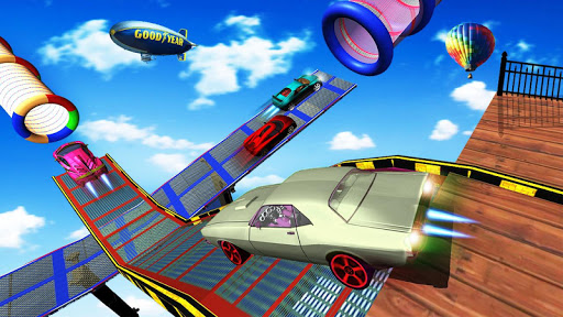 Impossible Tracks Car Stunts Racing: Stunts Games filehippodl screenshot 7