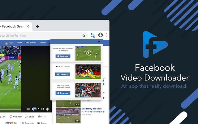 Facebook™ Video Downloader