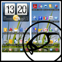 Symbian Theme ADW Donate icon