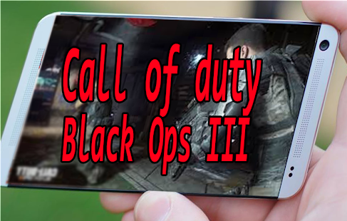 Guide For Call of duty  black ops III - náhled