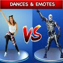 Dance Emotes Battle Challenge - VS Mode icon