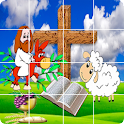 Puzzle Christian Easter 1 icon