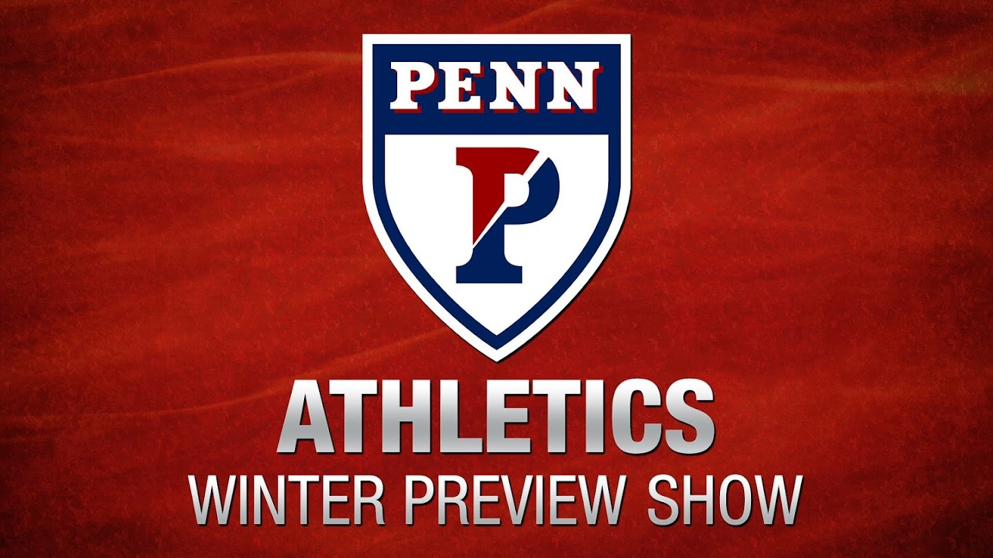 Watch Penn Athletics Winter Preview Show live