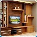 TV Shelf Design icon