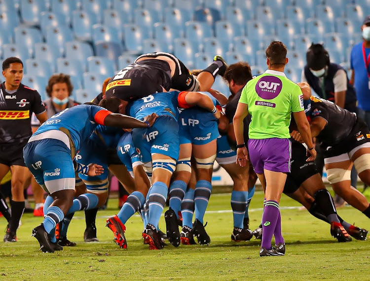 "The changes means a ""southern"" tournament' called the Rainbow Cup SA' will feature the Sharks' the Stormers' the Lions and the Bulls taking on each other over a double round of home and away action over seven weeks."