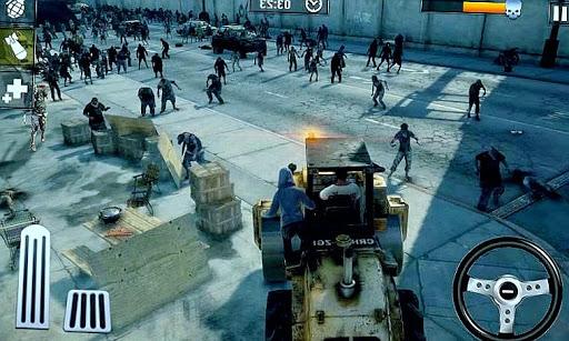 Zombie Day Dead Frontier : new Zombie Games 2020 1.0.1 de.gamequotes.net 1