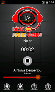 Rádio Sound Gospel- screenshot thumbnail
