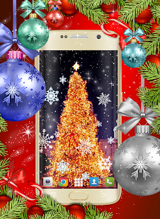 Live Wallpapers Christmas - náhled