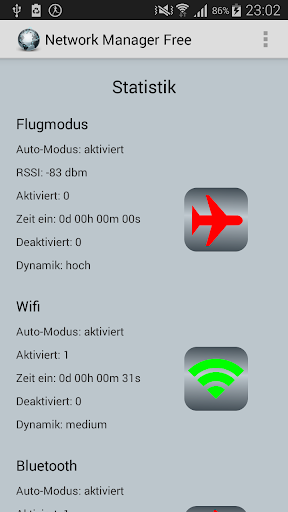 Network Manager Free