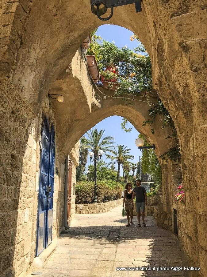 Старый Яффо. Индивидуальная экскурсия. Израиль.