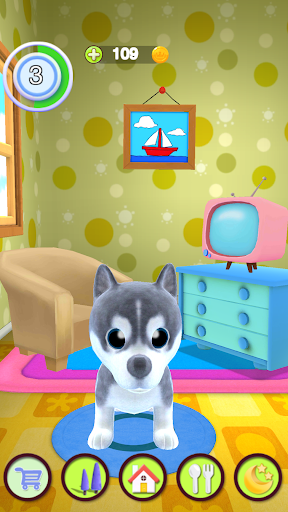 Talking Puppy apktreat screenshots 2