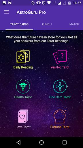 AstroGuru Pro: Palmistry, Astrology & Tarot screenshot 7