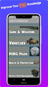 Ready For BattleGround – PUBG Mobile Guide App Download For Android 1
