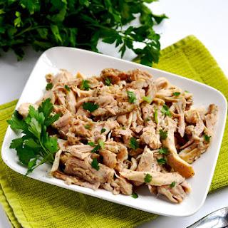 Shredded Chicken Thighs Recipes