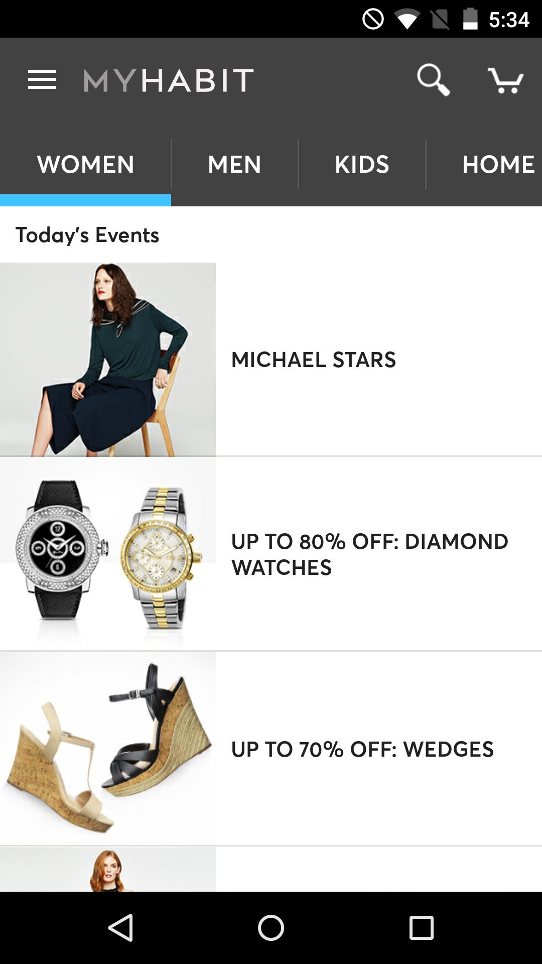 MyHabit – Designer Brands screenshot #1