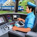 Modern Train Driving Simulator - Train Games 2021 icon