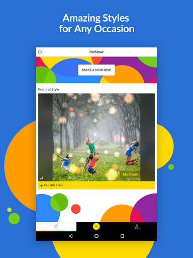 MoShow - Slideshow Maker, Photo & Video Editor 2.5.0.0 screenshots 14