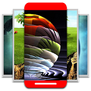HD 3D Wallpapers 4K APK icon