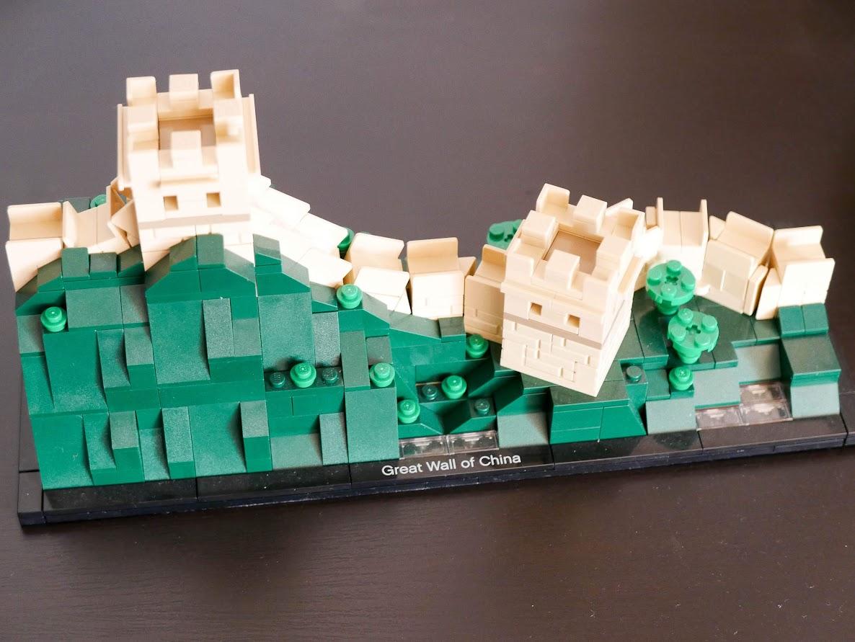 Lego Architecture - Grande Muraille de Chine