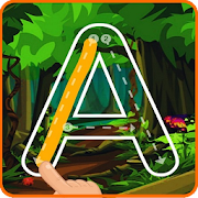 ABC Learning & Writing For Kids - Lets Drawing