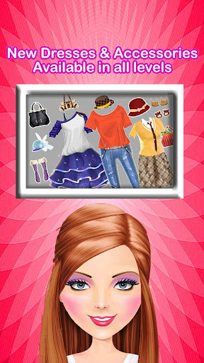 High School Party Makeover - BFFs Night Out screenshot 5