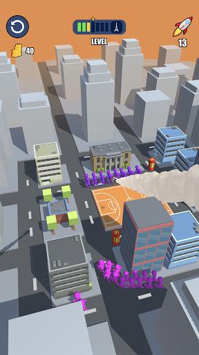 Gang Blast apktreat screenshots 1
