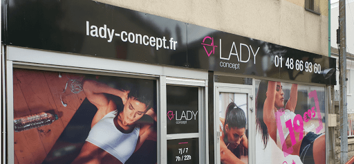 lady concept