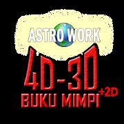 Buku Mimpi 4D/3D/2D