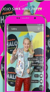 Jojo Siwa Wallpapers H4D - náhled
