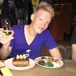 delicious German Food at EX Restaurant in Roppongi, Tokyo in Tokyo, Tokyo, Japan