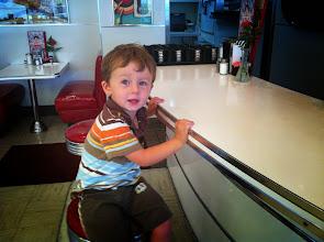 Photo: First Finn Time